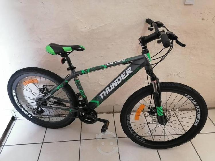 Bicicleta mtb rin 26 thunder
