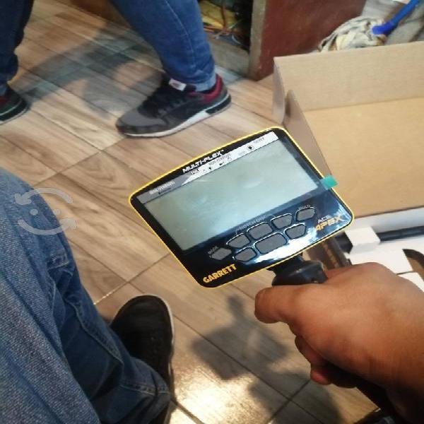 Detector garret apex