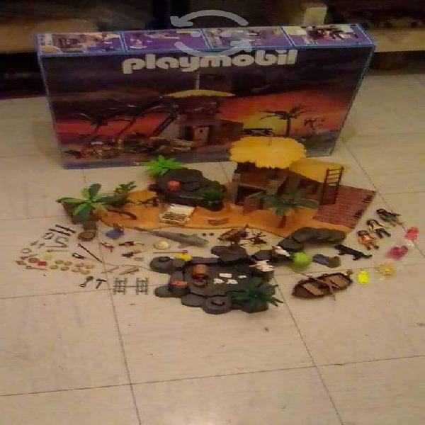 Playmobil laguna pirata
