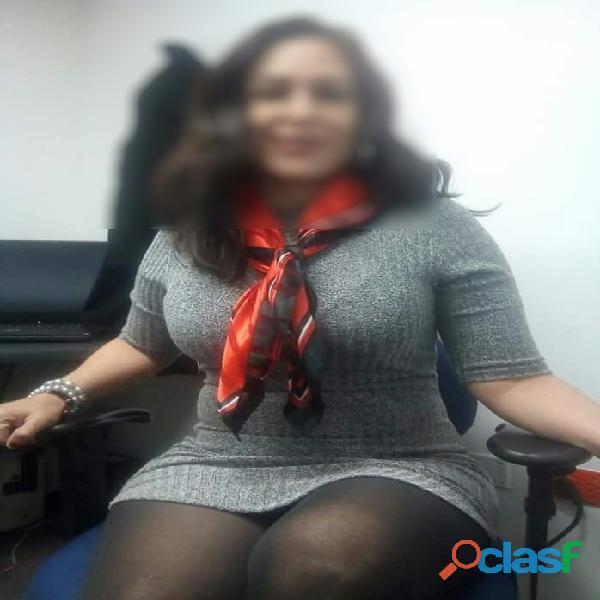 ANABEL, CALIENTE APASIONADA CON GANAS DE SEXO.