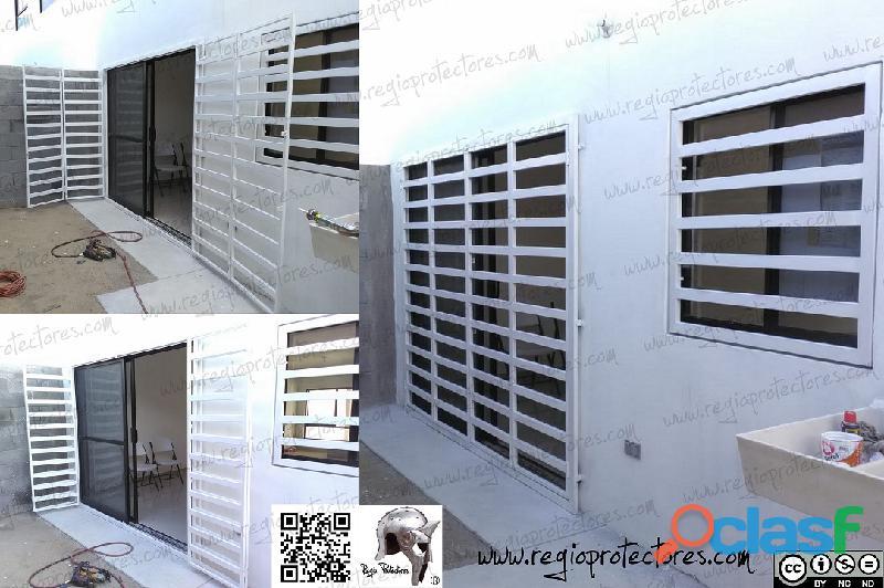 Regio protectores   instal en fracc:katavia residencial 04101