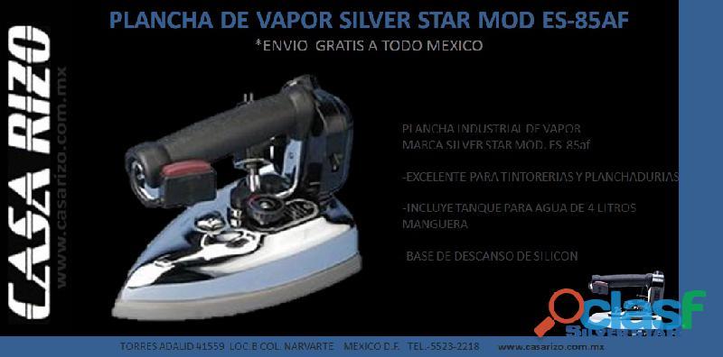 Plancha de vapor Silver Star es85af 3