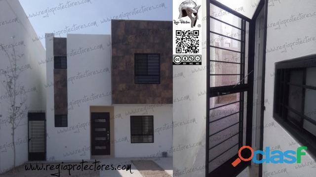Regio Protectores   Instal en Fracc:Cumbres Provenza 04122