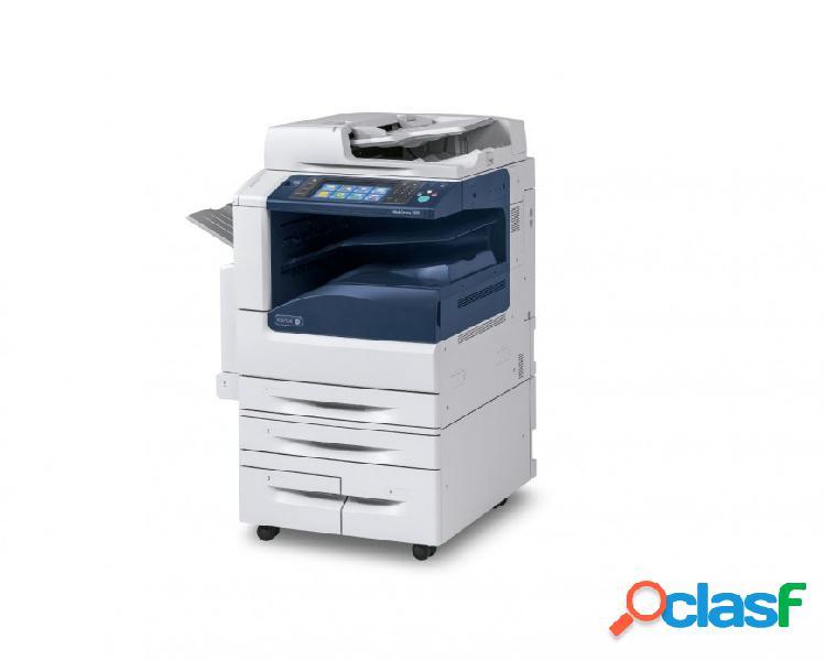 Multifuncional xerox workcentre 7970, color, láser, inalámbrico, print/scan/copy/fax - requiere instalación por parte de xerox consulta a servicio al cliente