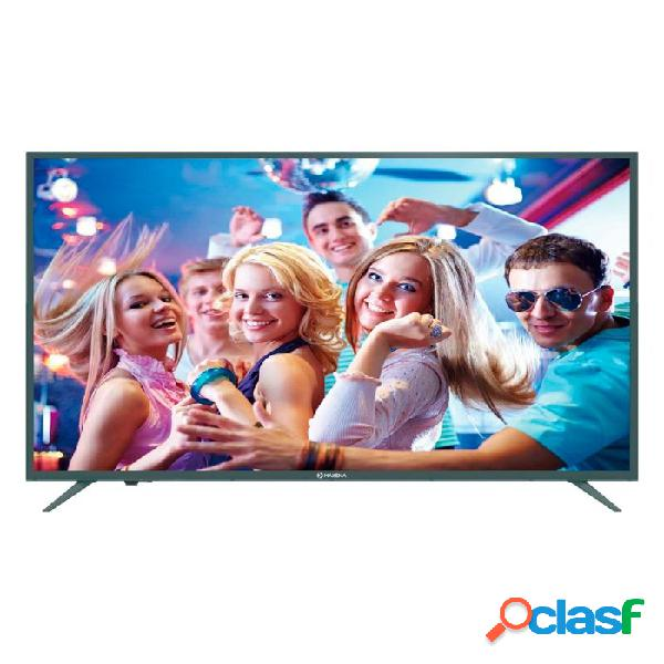 Makena smart tv led 32s2 32'', hd, widescreen, gris