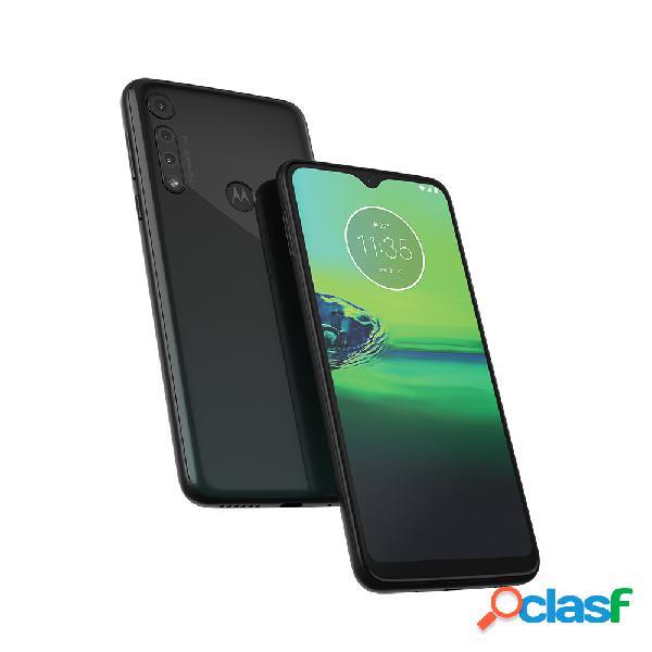 "Smartphone motorola moto g8 6.2"" dual sim, 1540 x 720 pixeles, 32gb, 2gb ram, 4g, android 9.0, negro"