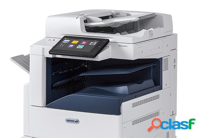 Multifuncional xerox altalink c8035, color, láser, print/scan/copy/fax - requiere accesorios adicionales + instalación por parte de xerox. favor de contactar a servicio al cliente.