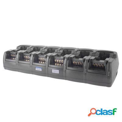 Power products cargador 12 baterías,100 - 240 v, para kenwood