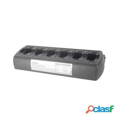 Power products cargador de 6 baterías, 100 - 240 v, para kenwood