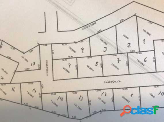 Se venden terrenos en ampliación plan de ayala, cdmx