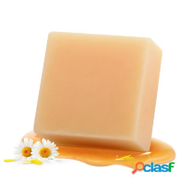 Jabón limpiador facial exfoliante control de aceite hidratante blanqueamiento jabón hecho a mano cuidado de la piel facial