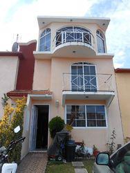 Casa de 3 recamaras y 2 baños, Fuentes del Valle, Coacalco