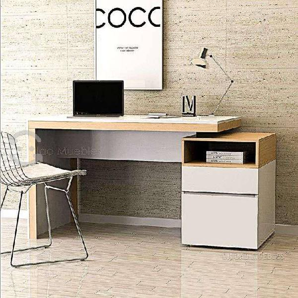 Escritorio home office para computadora