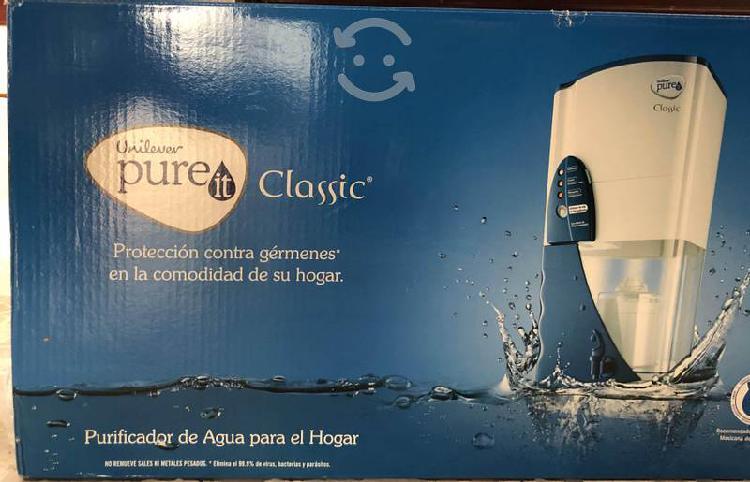 Kit nuevo purificador de agua unilever