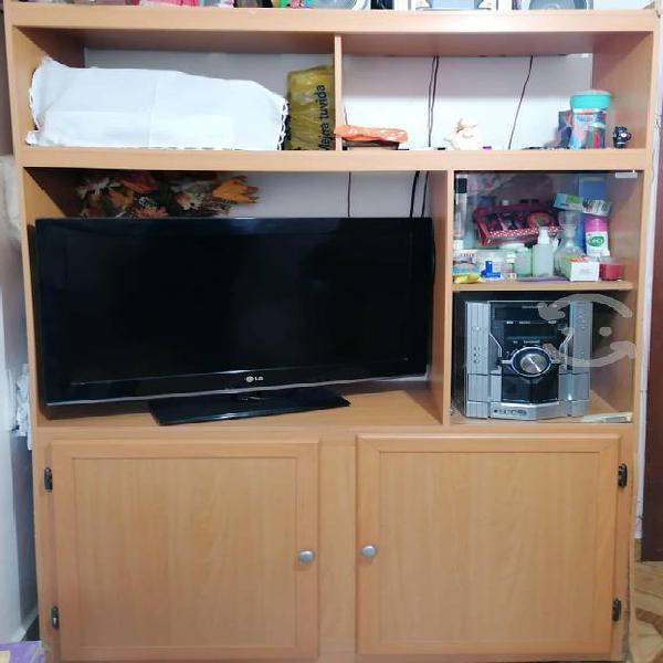 Mueble para televisión, estéreo y más