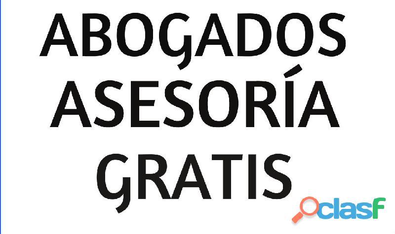 ASESORÍA L EGAL GRATUITA CDMX