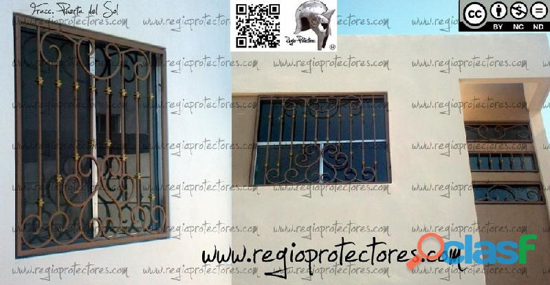 Regio Protectores   Instal en Fracc:Puerta del Sol 04130