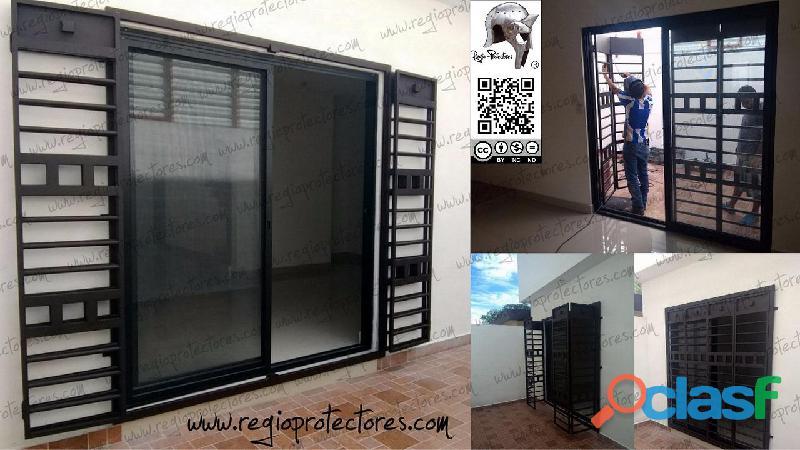 Regio Protectores   Instal en Fracc:Residencial del Roble 04131