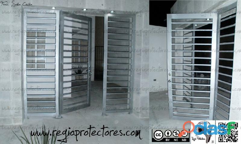 Regio Protectores   Instal en Fracc:Santa Cecilia 04133
