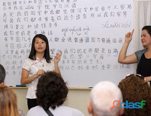 Solicito Profesor (a) de Chino Mandarin 1