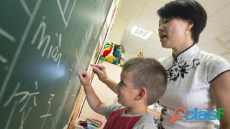 Solicito Profesor (a) de Chino Mandarin 2