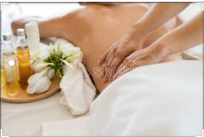 Masajes relajante profesionales