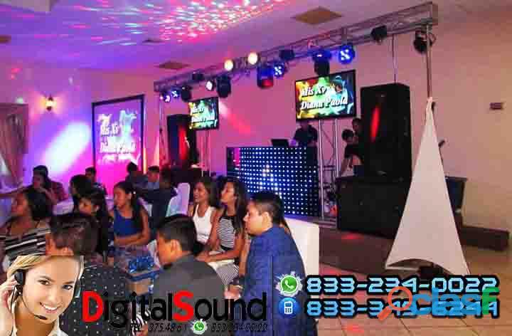 Sonido Foto Video en Tampico