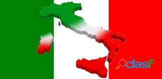 Aprende italiano on line desde tu hogar u oficina