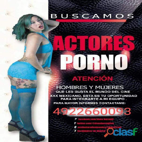 Buscamos Actrices Porno Zacatecas