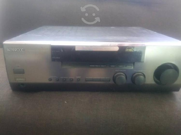 Amplificador receiver kenwood vr 307