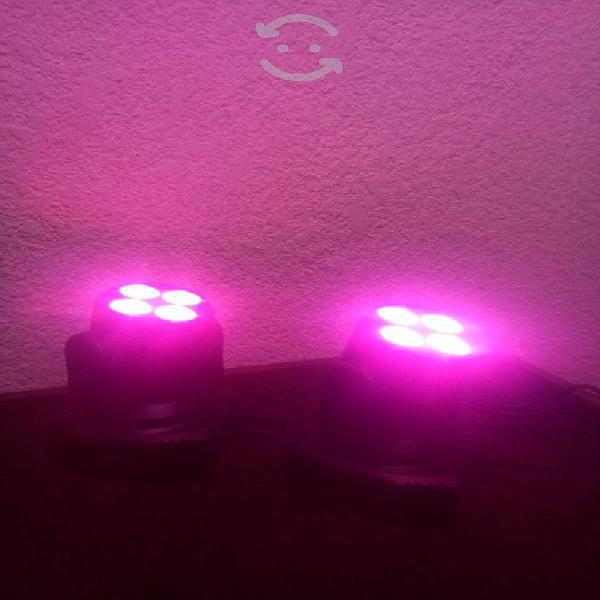 Cabezas roboticas de luz led