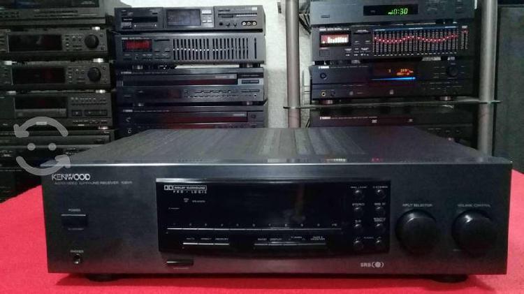 Kenwood 106vr audio video surround receiver