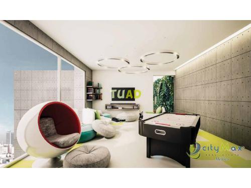 Oficina en renta en colonia roma sur en piso 5