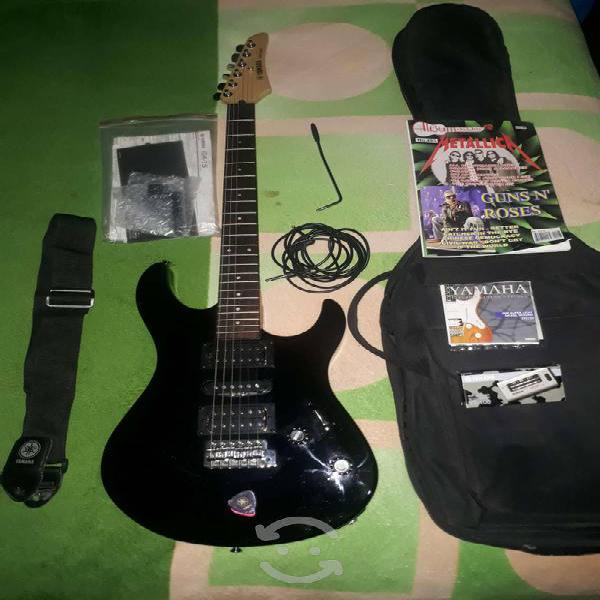 Ven/cam guitarra eléctrica yamaha