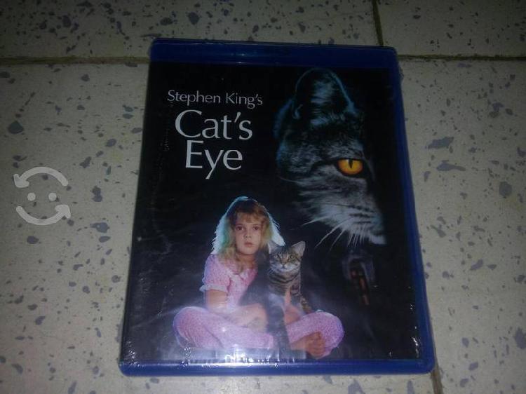 Cats eye/ el ojo del gato de stephen king bluray