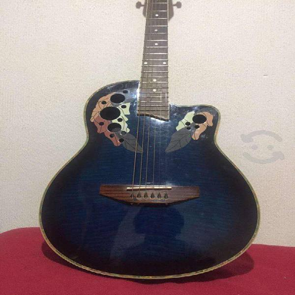 Guitarra electroacústica sakura ovation