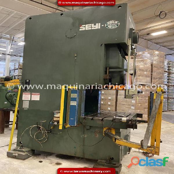 Troqueladora SEYI 220 ton en venta 1