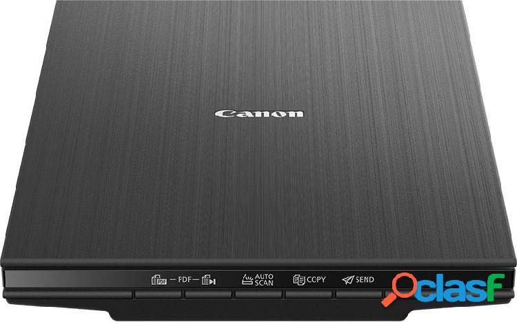 Scanner canon lide 400, 4800 x 4800 dpi, escáner color, usb, negro