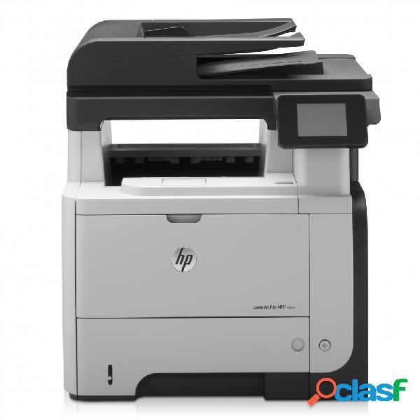 Multifuncional hp laserjet pro m521dn, blanco y negro, láser, print/scan/copy/fax