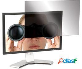 """Targus filtro de privacidad asf22wusz para laptop y monitor, 22"""""""