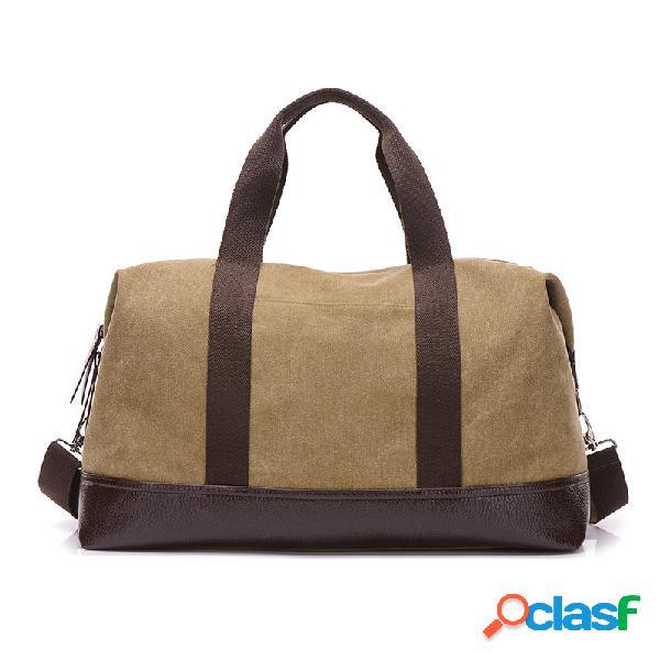 Negocio de alta capacidad equipaje bolsa viajes bolsa crossbody bolsa