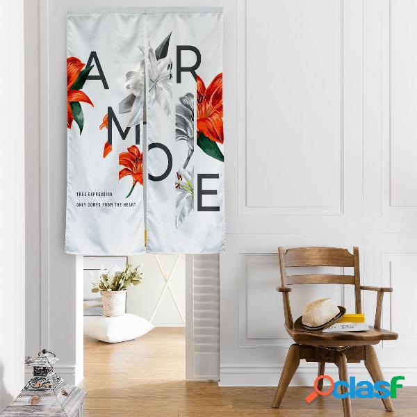 Planta carta fondo tapices sala tela arte decoración