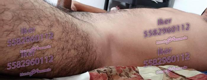 Macho cogelon llámame, Iker 20 años desde Cancún