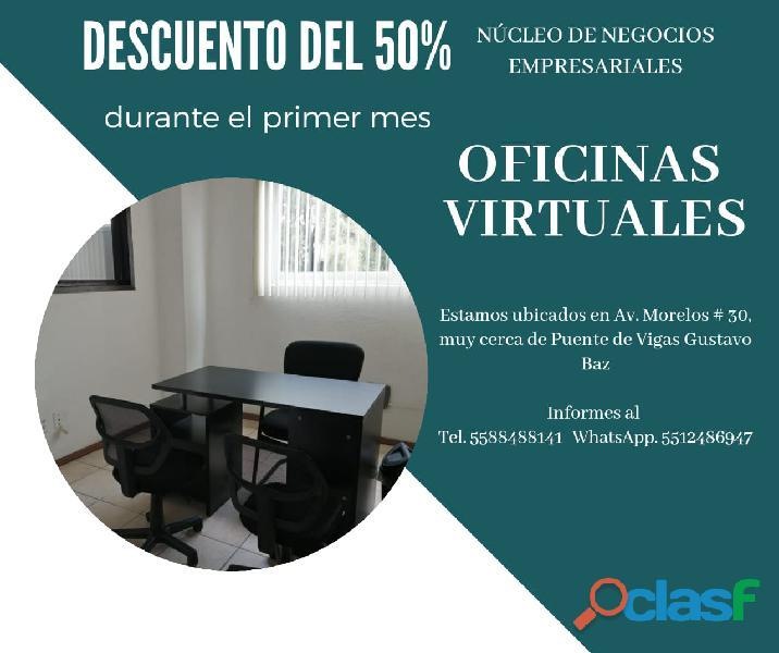 Ahorra en gastos con una oficina virtual