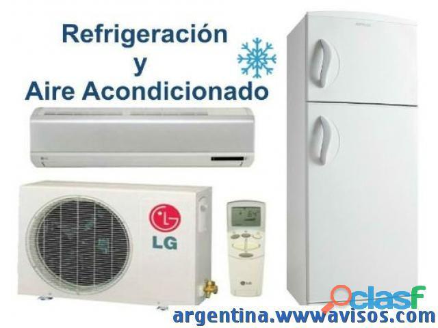 Reparacion de refrigeracion