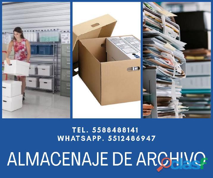 Servicio de almacenamiento de archivo