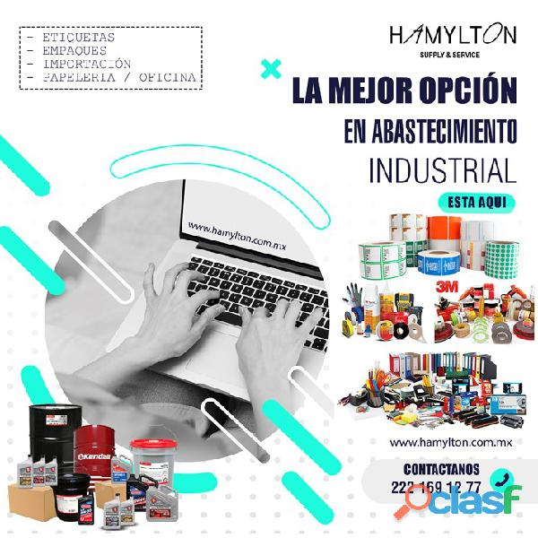 HAMYLTON Supply & Service: ABATECIMIENTO INDUSTRIAL