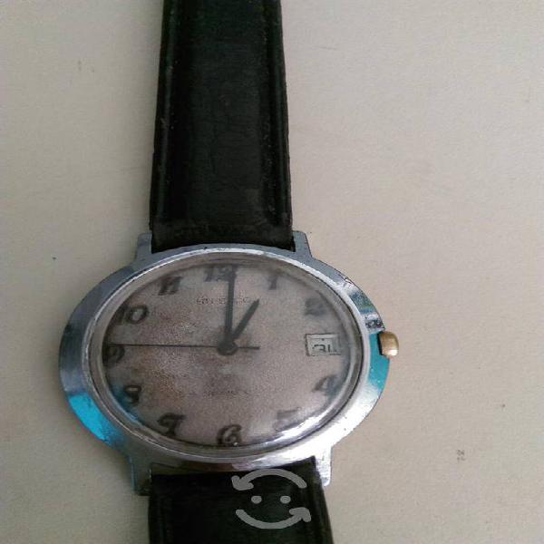 Reloj steelco antiguo de cuerda