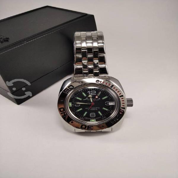 Reloj vostok amphibia automático clásico