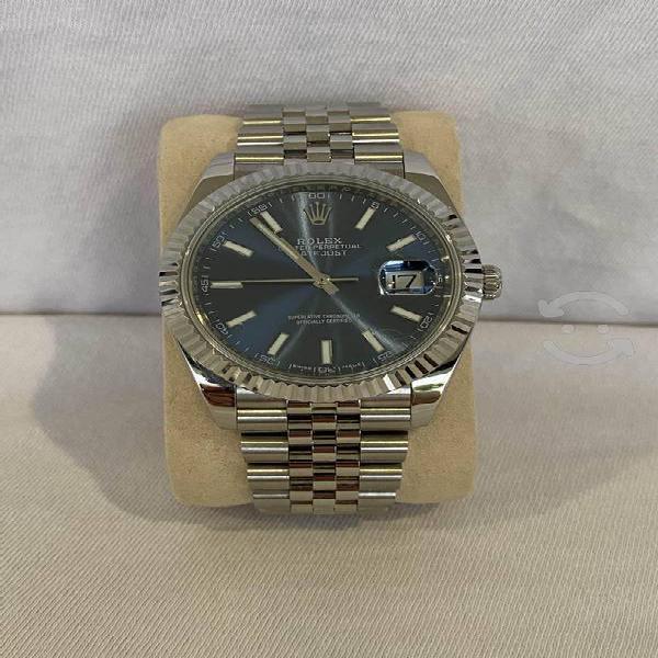 Rolex date just 41mm